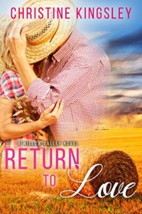Christine Kingsley Western Romance author
