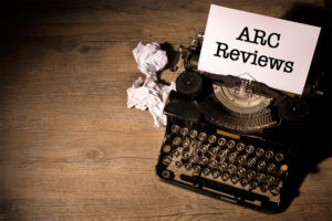 ARC reviews for Erin Wright