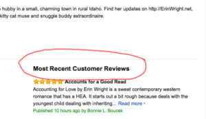 Erin Wright reviews