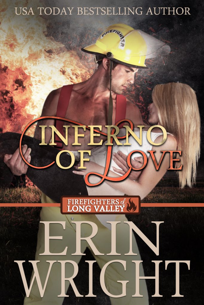Firefighter Western Romance Cowboy Fireman Novel