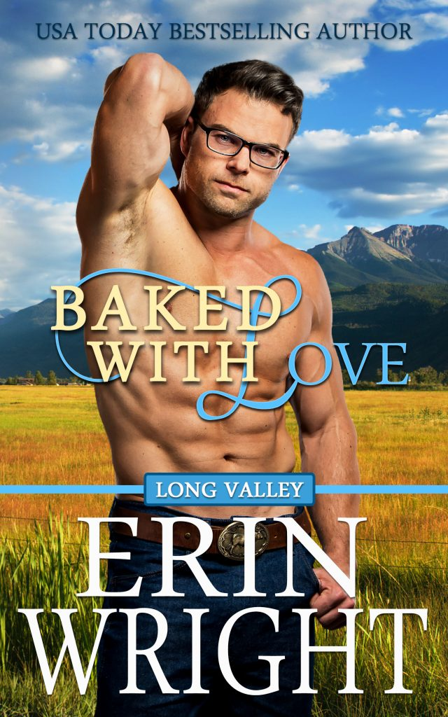 bakery love story western romance novel by Erin Wright