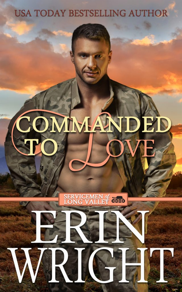 Marine Corps military romance novel western romance love story Idaho farm boy