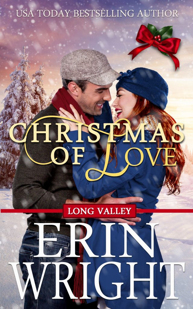 holiday christmas novella contemporary western romance book cowboy love story city girl idaho wilderness