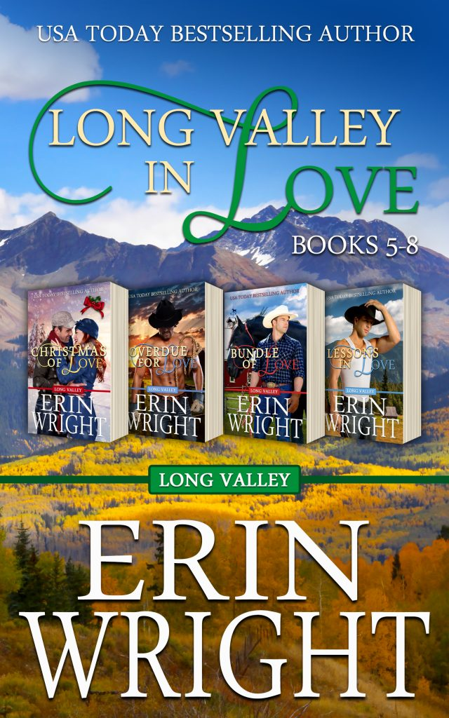 Long Valley in Love – Books 5 to 8