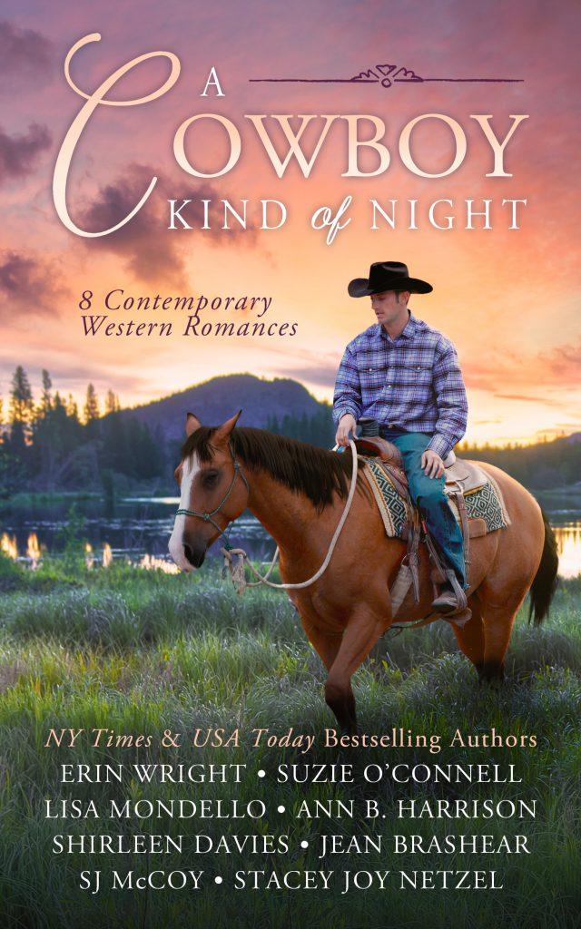 A Cowboy Kind of Night by Erin Wright, Suzie O'Connell, Lisa Mondello, Ann B. Harrison, Shirleen Davies, Jean Brashear, SJ McCoy, and Stacey Joy Netzel